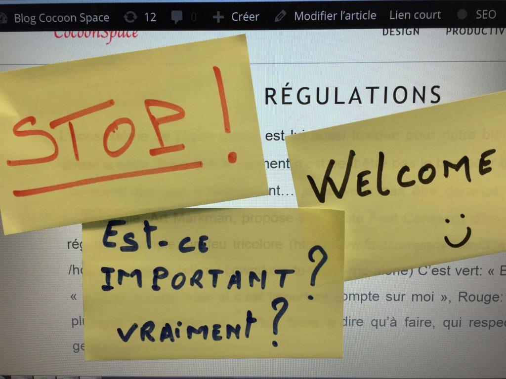 Régulation (xlight)
